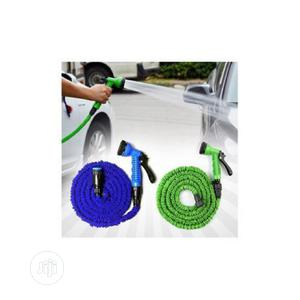 Expandable Magic Hose Spray Nozzle Long Size (150ft) | Plumbing & Water Supply for sale in Lagos State, Ojo