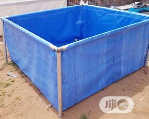 Marvelous Tarpaulin Fish Pond. | Farm Machinery & Equipment for sale in Abuja (FCT) State, Kubwa
