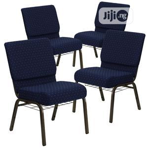 Italian Unique Design Church Chairs | Furniture for sale in Lagos State, Ojo