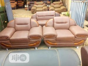 Leather Sofa for Sale   Furniture for sale in Lagos State, Surulere