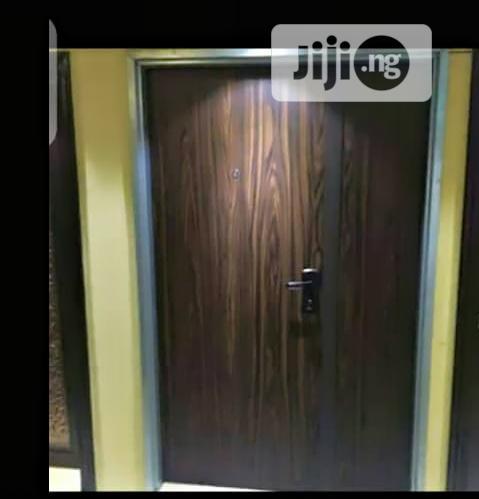 Archive: Isreali Entrance Door