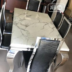 Unique Imported Marble Dining Table | Furniture for sale in Lagos State, Amuwo-Odofin