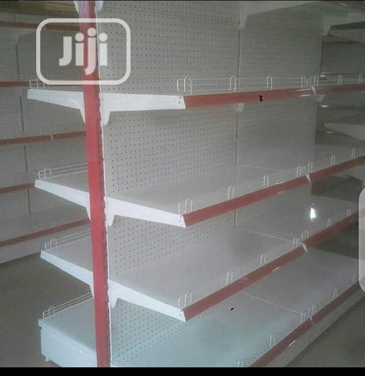 Supermarket Shelve | Store Equipment for sale in Ojo, Lagos State, Nigeria