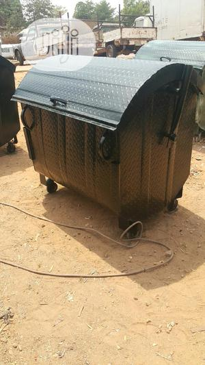 AEPB Approved Industrial Waste Bin. Free Delivery Within Abuja   Home Accessories for sale in Abuja (FCT) State, Gudu