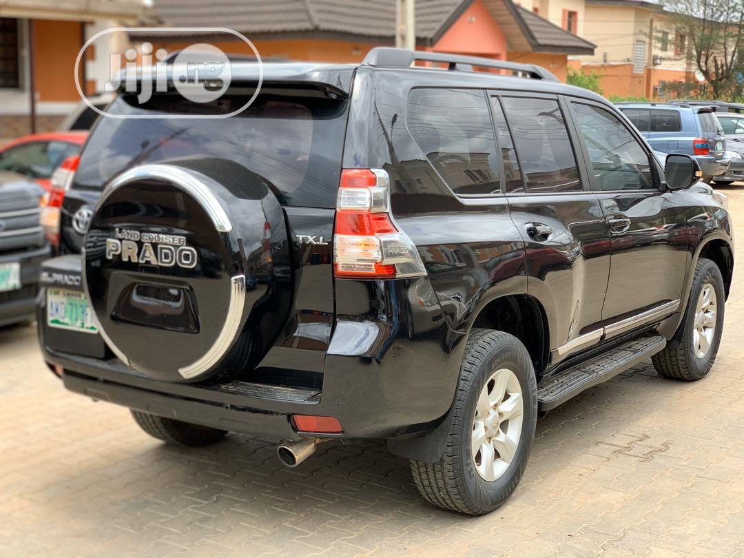 Toyota Land Cruiser Prado 2011 Black | Cars for sale in Ikeja, Lagos State, Nigeria
