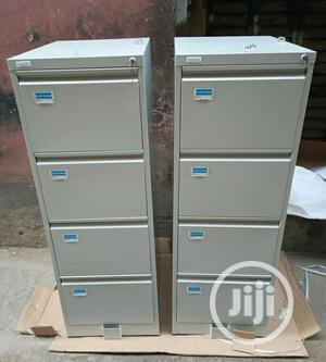 Quality Metal Office Filing Cabinet | Furniture for sale in Lagos State, Ojota