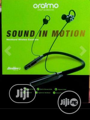 Oraimo Bluetooth Headphone | Headphones for sale in Lagos State, Ikeja