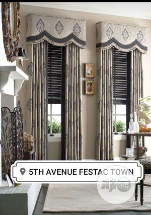 Exotic Blinds And Curtainas At Darony Interiors | Building & Trades Services for sale in Lagos State, Ikeja