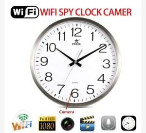 32g Spy Wall Clock Camera   Security & Surveillance for sale in Abuja (FCT) State, Wuse