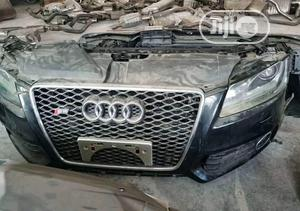Complete Front Cut Audi A4 2010.   Vehicle Parts & Accessories for sale in Lagos State, Mushin