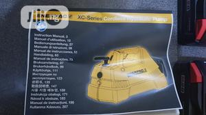 Enerpac Cordless Hydraulic Pump Xc1202mb | Manufacturing Equipment for sale in Lagos State, Amuwo-Odofin
