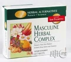 GNLD Masculine Herbal Complex   Vitamins & Supplements for sale in Lagos State, Surulere