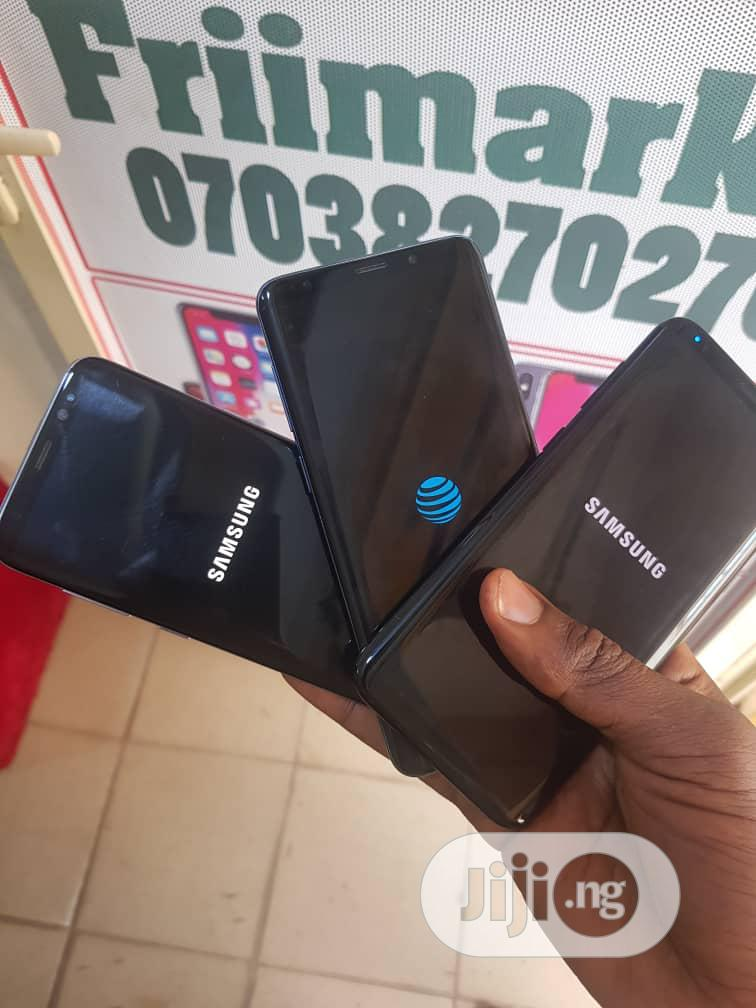 Samsung Galaxy S6 32 GB Black   Mobile Phones for sale in Benin City, Edo State, Nigeria