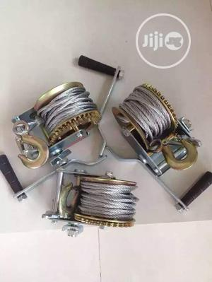 Manual Hand Hand Winch   Hand Tools for sale in Lagos State, Ojo
