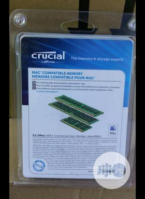 Crucial 8GB Memory DDR3L-1333 | Computer Hardware for sale in Lagos State, Ikeja