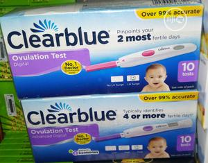Clearblue Digital Ovulation Predictor Kit, Featuring Ovulation Test   Tools & Accessories for sale in Abuja (FCT) State, Wuse 2