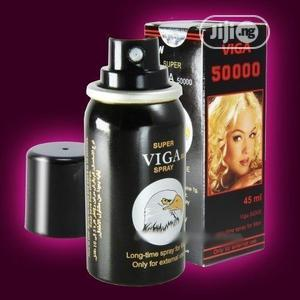 Viga 50000 Sex Delay Spray For Long Time For Male   Sexual Wellness for sale in Kano State, Kano Municipal