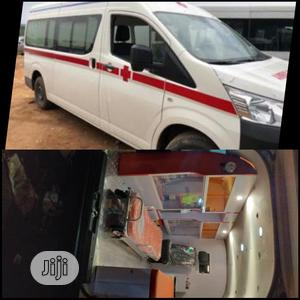 New Toyota Hiace 2020 Ambulance Bus For Emergencies | Buses & Microbuses for sale in Lagos State, Oshodi