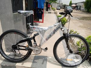 Saracen Sport Bicycle Big Tyre | Sports Equipment for sale in Lagos State, Surulere