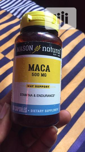 Mason Maca 500mg   Vitamins & Supplements for sale in Lagos State, Alimosho