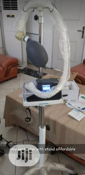 New Ventilator With Stand   Medical Supplies & Equipment for sale in Lagos State, Mushin