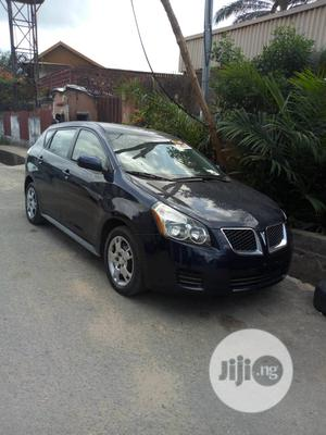 Pontiac Vibe 2009 2.4 GT Blue | Cars for sale in Lagos State, Ojodu