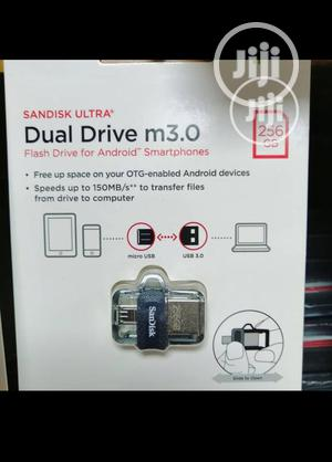 Sandisk Ultra 3.0 OTG Flash 256GB | Accessories for Mobile Phones & Tablets for sale in Lagos State, Ikeja