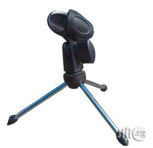 Table Mic Stand | Audio & Music Equipment for sale in Lagos State, Mushin