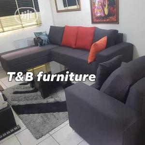 Extrinsic L Shape With Single   Furniture for sale in Lagos State, Ilupeju