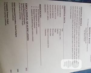 Electrician Or Manager CV   Manufacturing CVs for sale in Rivers State, Port-Harcourt