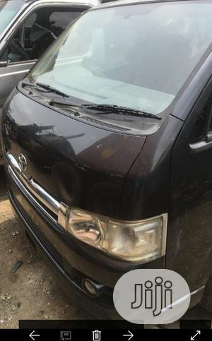Toyota Hiace Bus Hummer 1 2008 | Buses & Microbuses for sale in Lagos State, Mushin