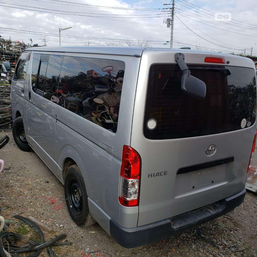 Toyota Hiace Bus Hummer 1 2009 | Buses & Microbuses for sale in Mushin, Lagos State, Nigeria