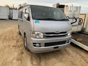 Toyota Hiace Bus Hummer 1 2009 | Buses & Microbuses for sale in Lagos State, Mushin