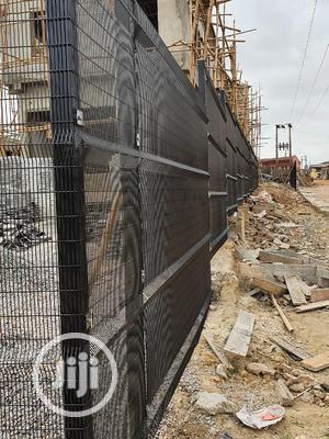 Panel Mesh Antifinger Height 2.4meter X Width 3meter | Building Materials for sale in Lagos State, Lekki