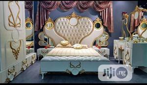 Royal Bed and Wardrobe   Furniture for sale in Kaduna State, Kaduna / Kaduna State