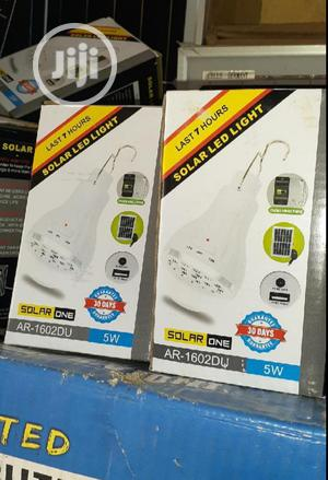Solar 5watts All In One Solar Bulb | Solar Energy for sale in Lagos State, Ojo