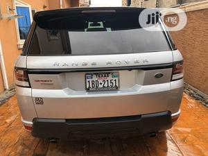 Land Rover Range Rover Sport 2015 Silver | Cars for sale in Lagos State, Magodo