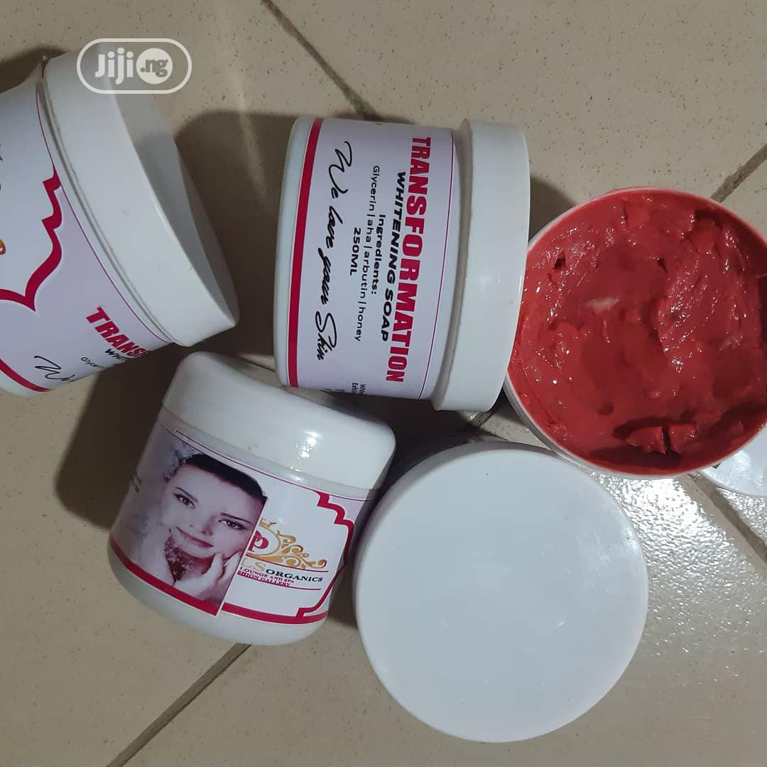 3x Customized Glowing Soap   Bath & Body for sale in Isolo, Lagos State, Nigeria