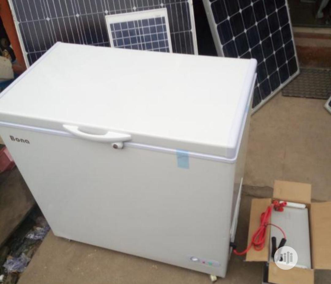 Solar Chest Freezer 218liters