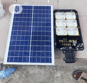 Vellmax 100watts All in One Solar Street Light | Solar Energy for sale in Lagos State, Ojo