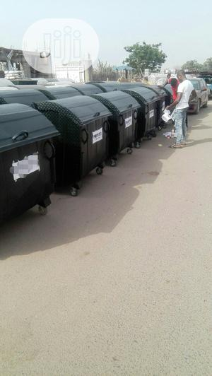 AEPB Specified Industrial Waste Bin. Door Step Delivery | Home Accessories for sale in Abuja (FCT) State, Garki 2