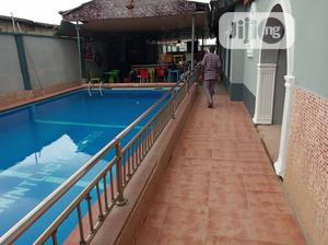Hotel In Very Busy Area 30rooms Wit Gym Center Vip Lounge At Akowonjo   Commercial Property For Sale for sale in Lagos State, Alimosho