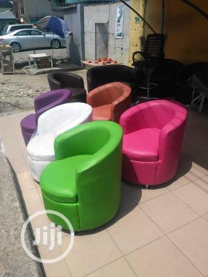 Single Sofa Chairs Green | Furniture for sale in Lagos State, Ojo
