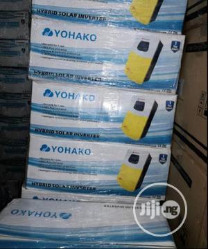 Yohako 3.5kva 24v Hybrid Inverter   Solar Energy for sale in Lagos State, Ojo