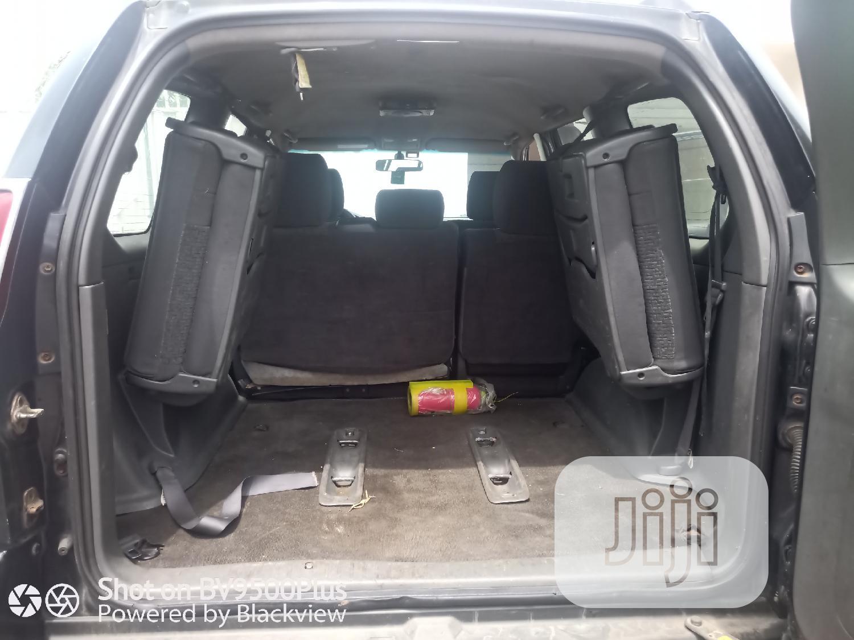 Archive: Toyota Land Cruiser Prado 2006 GXL Black
