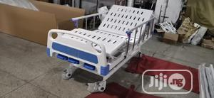 Icu Hospital Bed Two Crank | Medical Supplies & Equipment for sale in Lagos State, Lagos Island (Eko)