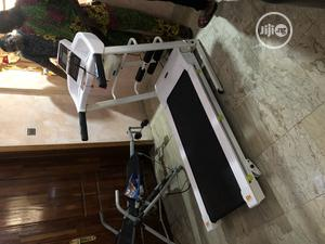 Brand New 2.5hp America Fitness Treadmill   Sports Equipment for sale in Lagos State, Ajah