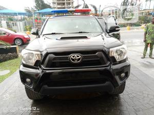 Toyota Tacoma 2012 Black | Cars for sale in Lagos State, Lekki