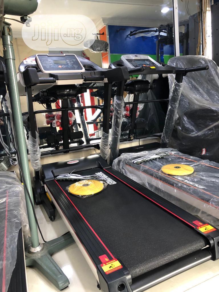 De Young 2.5hp Treadmill