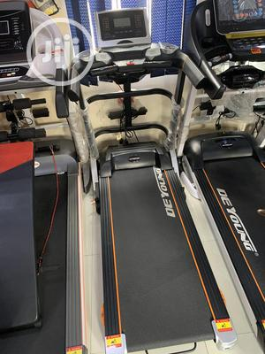 De-young 2.5hp Treadmill | Sports Equipment for sale in Lagos State, Isolo